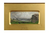 Windermere - a Storm, 1848 Giclee Print by Ford Madox Brown