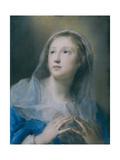 Madonna Giclee Print by Rosalba Giovanna Carriera