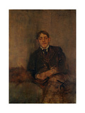 Self-Portrait, c.1895 Giclee Print by Charles Edward Conder