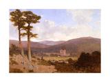 Gilnockie Tower, 1843 Giclee Print by William James Blacklock