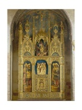 Polyptych of the Body of Christ Giclee Print by Antonio Vivarini