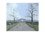 Sign Post, 1980 Giclee Print by Tristram Paul Hillier