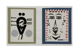 Untitled (Money Men Collage) Giclee Print by Eileen Agar