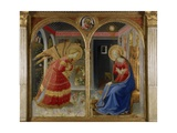 The Annunciation, c.1432 Giclee Print by  Fra Angelico
