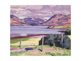 Loch Creran, Argyll Giclee Print by Francis Campbell Boileau Cadell
