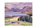 Loch Creran, Argyll Giclee Print by Francis Campbell Boileau Cadell