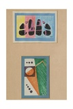 Variations, 1964 Giclee Print by Eileen Agar