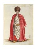 Dragomir Giclee Print by Jan van Grevenbroeck