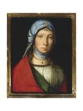 Gypsy Girl, c.1517 Giclee Print by Boccaccio Boccaccino