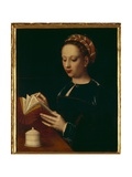 Magdalen Reading Giclee Print by Ambrosius Benson