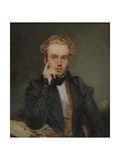 Self-Portrait, c.1830 Giclee Print by Thomas Heathfield Carrick