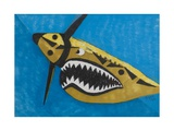 Flying Tiger, 1981 Giclee Print by Eileen Agar