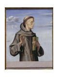St. Anthony of Padua, c.1480 Giclee Print by Alvise Vivarini