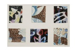 Untitled Giclee Print by Eileen Agar