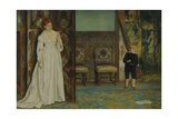 Hide and Seek, 1873 Giclee Print by John Scott