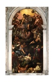 Vision of San Roch, Sala Superiore c.1570 Giclee Print by Jacopo Robusti Tintoretto
