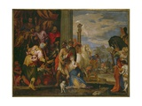 The Martyrdom of Saint Justina Giclee Print by Paolo Veronese