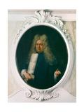 Portrait of Senator Giovanni Correr Giclee Print by Antonio Bellucci