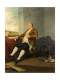 James Graham of Barrock Park and Rickerby, 1786 Giclee Print by Johann Zoffany