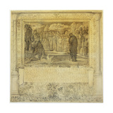 Ulysses and the Ghosts, 1878 Giclee Print by Sir Edward Coley Burne-Jones