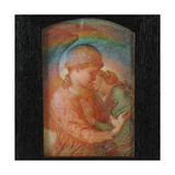 Reception, c.1906 Giclee Print by Phoebe Anna Traquair