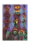 Three Strangers, 1984 Giclee Print by Eileen Agar