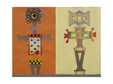 Eight of Spades, The, 1967 Giclee Print by Eileen Agar