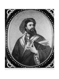 Marco Polo Giclée-tryk af Francesco De Rossi Salviati Cecchino