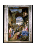 Adoration of the Magi Giclee Print by Federico Zuccaro