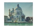 Santa Maria Della Salute, Venice, c.1920 Giclee Print by Terrick Williams