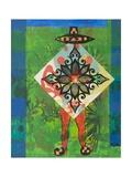 Persona, 1966 Giclee Print by Eileen Agar