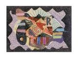 Initials, 1960 Giclee Print by Eileen Agar
