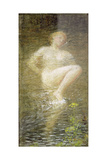 The Bather, c.1891 Giclee Print by Albert Joseph Moore