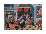 The Nativity of Jesus Giclee Print by Theodoros Pulakis