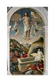 The Risen Christ Giclee Print by Girolamo da Santacroce