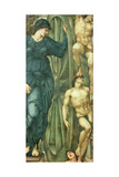 The Wheel of Fortune, 1871-85 Giclee Print by Sir Edward Coley Burne-Jones