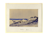 Hut Point, 1911 Giclee Print by Edward Adrian Wilson