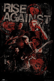 Rise Against Posters