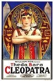 Cleopatra Movie Theda Bara Poster Prints