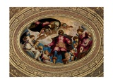 Saint Roch in Glory, 1564 Giclee Print by Jacopo Robusti Tintoretto