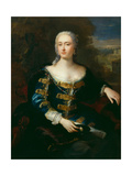 Portrait of a Lady Giclee Print by Jacopo Amigoni