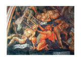 Hell, Detail of the Proud, c.1394 Giclee Print by Taddeo di Bartolo