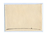 New Yorker, Self Portrait, May 1991 Giclee Print by Anne Truitt