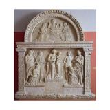 The Traghetto Della Maddalena Altarpiece Giclee Print by Antonio Rizzo