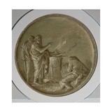 Pagan Sacrifice, 1791 Giclée-tryk af Giandomenico Tiepolo