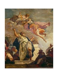 The Sacrifice of Iphigenia Giclee Print by Francesco Fontebasso