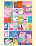 Peppa Pig - Grid Stampe