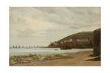 Newlyn Slip Giclee Print by Henry Martin