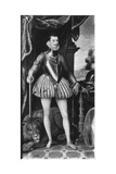 Don Juan of Austria Giclee Print by Sir Anthonis van Dashorst Mor