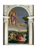 Vision of Saint Catherine the Martyr Giclee Print by Vincenzo Di Biagio Catena